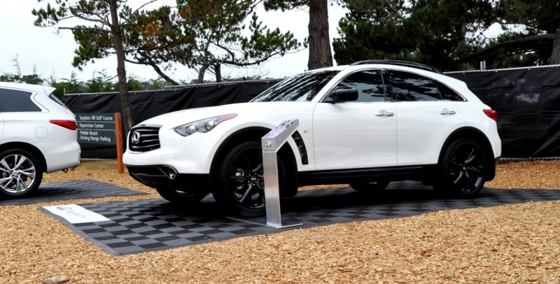 Car-Revs-Daily.com 2015 INFINITI QX70S 41