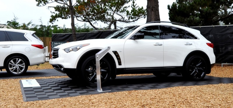 Car-Revs-Daily.com 2015 INFINITI QX70S 44