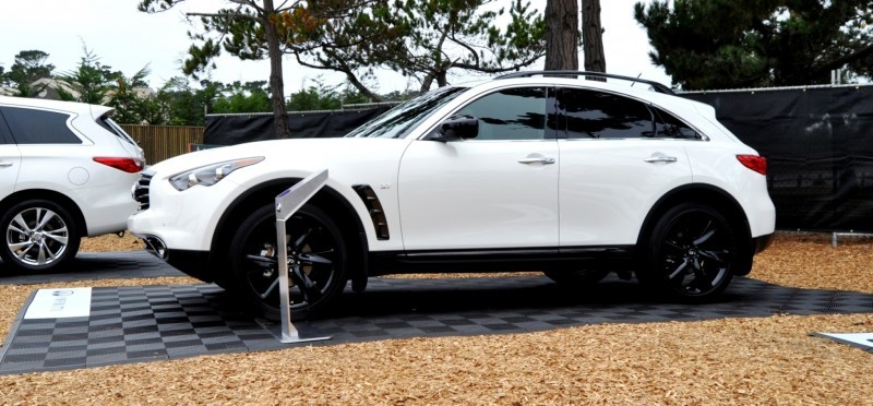 Car-Revs-Daily.com 2015 INFINITI QX70S 45