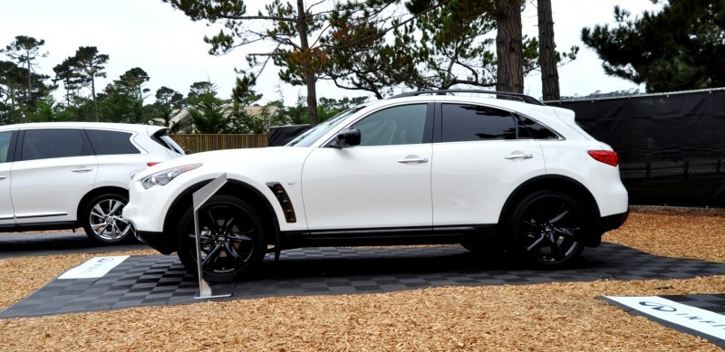 Car-Revs-Daily.com 2015 INFINITI QX70S 48