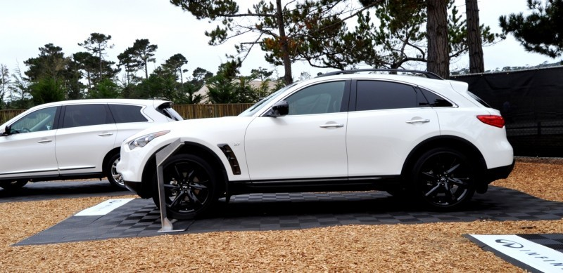 Car-Revs-Daily.com 2015 INFINITI QX70S 49
