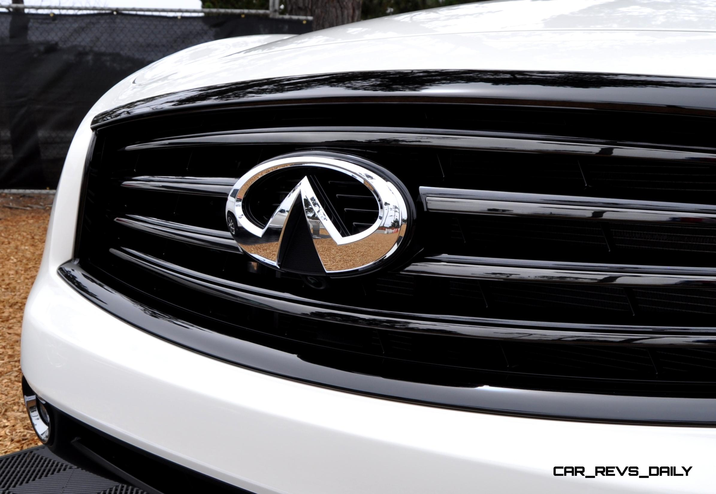 cars truth about infiniti review dsc the rwd infinity
