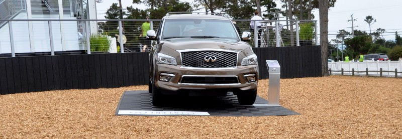 Car-Revs-Daily.com 2015 INFINITI QX80 Limited Pebble Beach 10