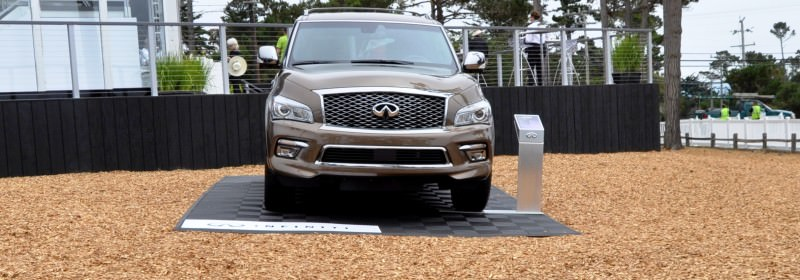 Car-Revs-Daily.com 2015 INFINITI QX80 Limited Pebble Beach 11