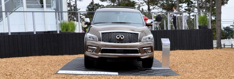 Car-Revs-Daily.com 2015 INFINITI QX80 Limited Pebble Beach 12