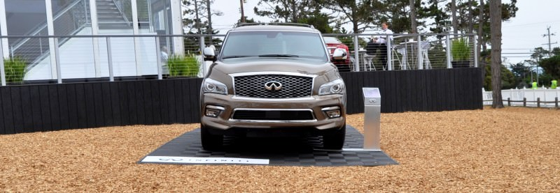 Car-Revs-Daily.com 2015 INFINITI QX80 Limited Pebble Beach 13