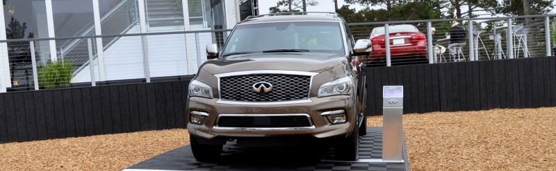 Car-Revs-Daily.com 2015 INFINITI QX80 Limited Pebble Beach 14