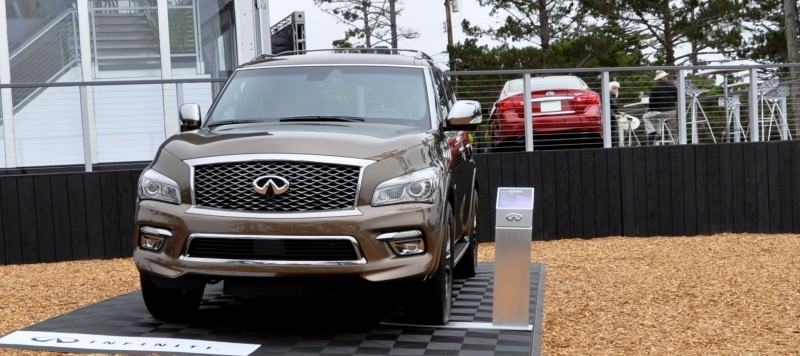 Car-Revs-Daily.com 2015 INFINITI QX80 Limited Pebble Beach 15
