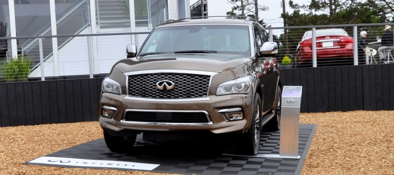 Car-Revs-Daily.com 2015 INFINITI QX80 Limited Pebble Beach 16