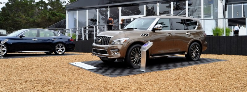 Car-Revs-Daily.com 2015 INFINITI QX80 Limited Pebble Beach 28