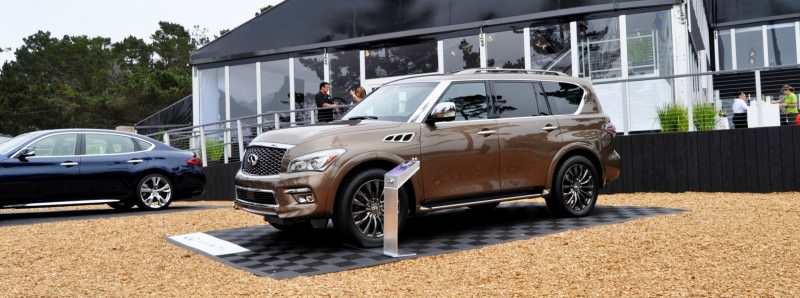 Car-Revs-Daily.com 2015 INFINITI QX80 Limited Pebble Beach 29
