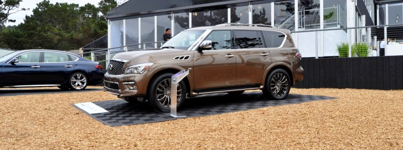 Car-Revs-Daily.com 2015 INFINITI QX80 Limited Pebble Beach 30