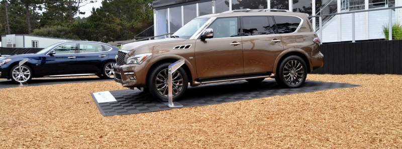 Car-Revs-Daily.com 2015 INFINITI QX80 Limited Pebble Beach 33