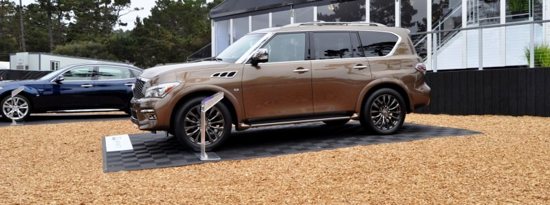 Car-Revs-Daily.com 2015 INFINITI QX80 Limited Pebble Beach 34
