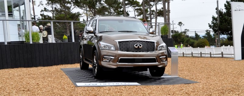 Car-Revs-Daily.com 2015 INFINITI QX80 Limited Pebble Beach 4