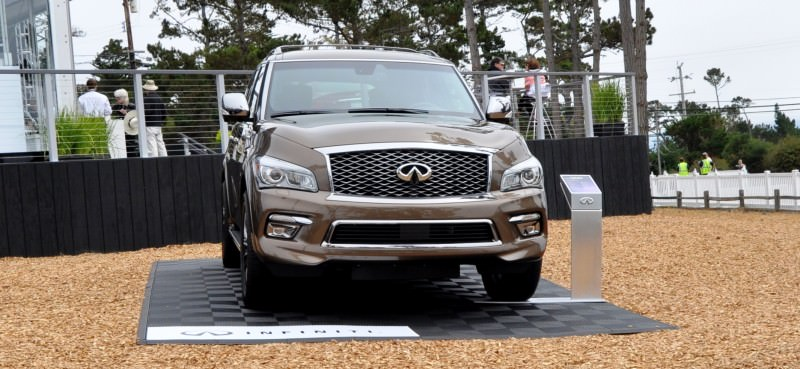 Car-Revs-Daily.com 2015 INFINITI QX80 Limited Pebble Beach 5