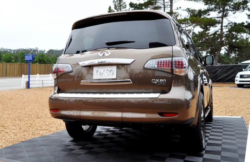 Car-Revs-Daily.com 2015 INFINITI QX80 Limited Pebble Beach 58
