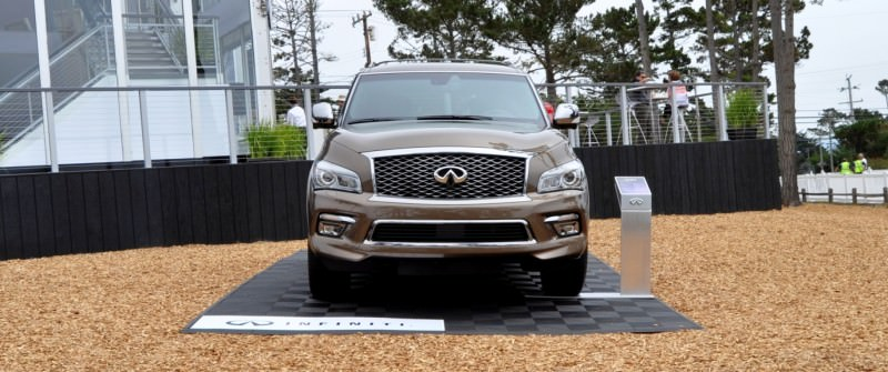 Car-Revs-Daily.com 2015 INFINITI QX80 Limited Pebble Beach 6