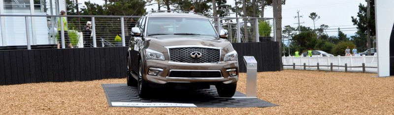 Car-Revs-Daily.com 2015 INFINITI QX80 Limited Pebble Beach 7