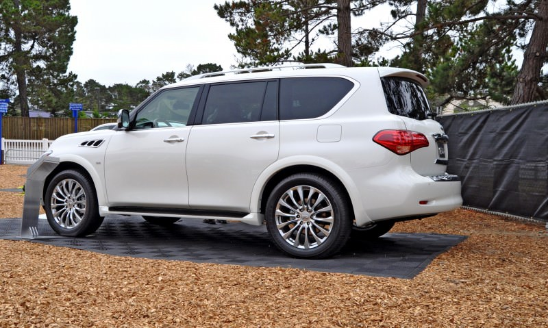 Car-Revs-Daily.com  2015 INFINITI QX80 Pebble Beach Photos 27