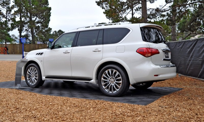Car-Revs-Daily.com  2015 INFINITI QX80 Pebble Beach Photos 28