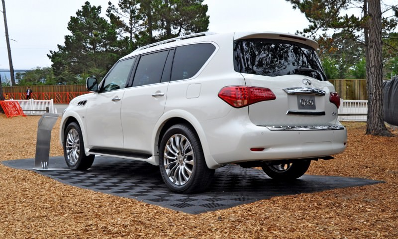 Car-Revs-Daily.com  2015 INFINITI QX80 Pebble Beach Photos 31