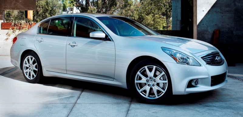 2015 Infiniti Q40 Is G37 Continuation With 33 000 Base Price
