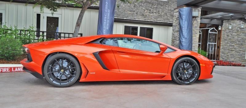 Car-Revs-Daily.com 2015 Lamborghini Aventador Shines Hypercar Halo 12