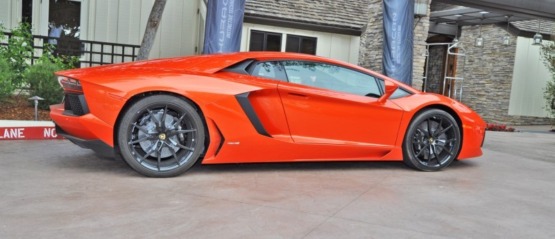 Car-Revs-Daily.com 2015 Lamborghini Aventador Shines Hypercar Halo 13
