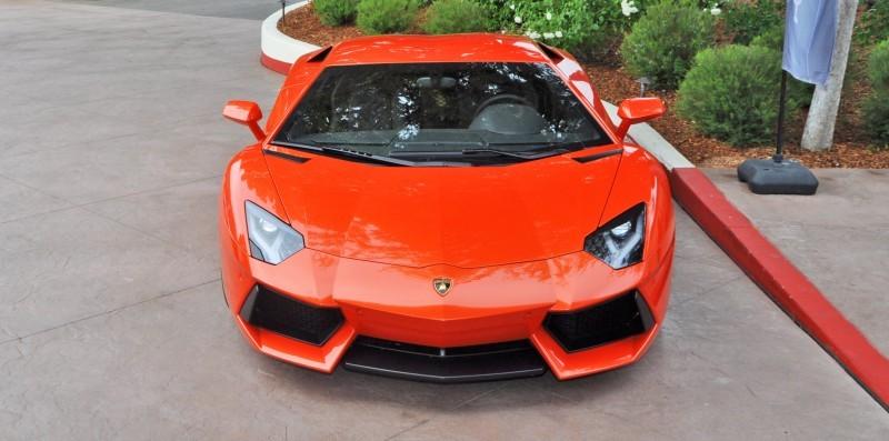 Car-Revs-Daily.com 2015 Lamborghini Aventador Shines Hypercar Halo 60