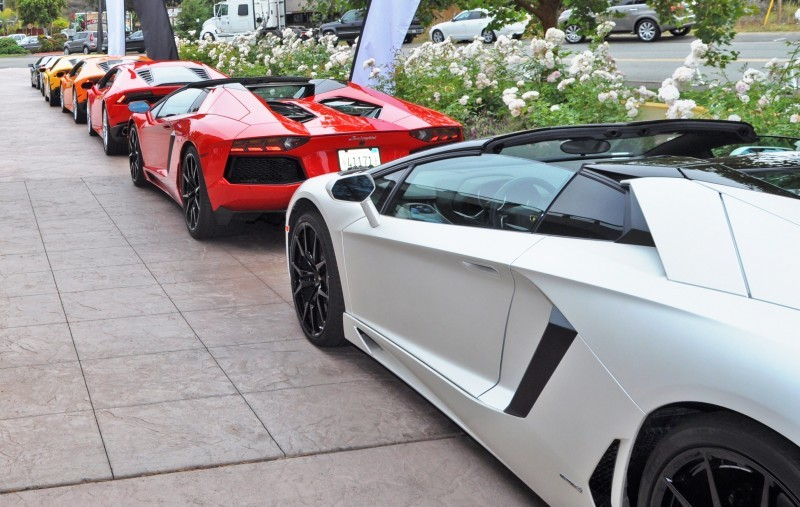 Car-Revs-Daily.com 2015 Lamborghini Aventador Shines Hypercar Halo 66