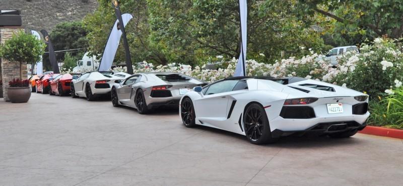 Car-Revs-Daily.com 2015 Lamborghini Aventador Shines Hypercar Halo 68