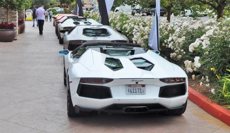 Car-Revs-Daily.com 2015 Lamborghini Aventador Shines Hypercar Halo 73