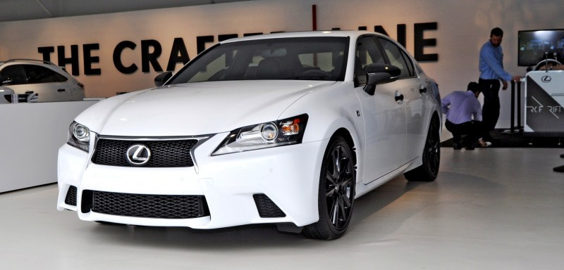 Car-Revs-Daily.com 2015 Lexus GS350 Crafted Line Pebble Beach 1