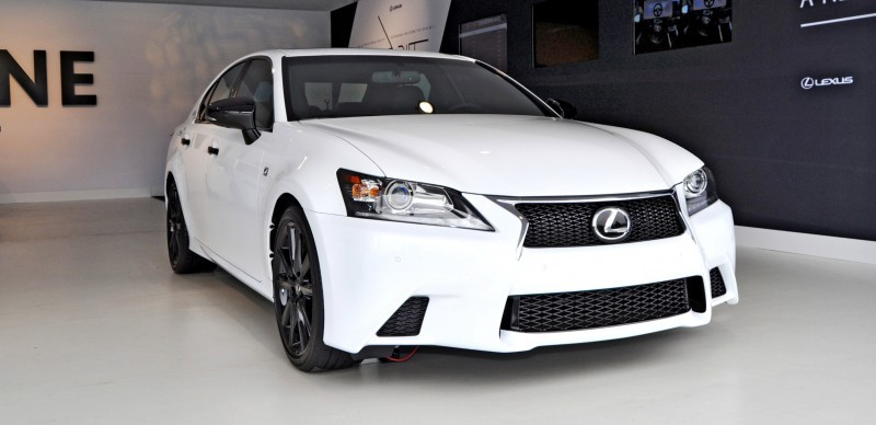 Car-Revs-Daily.com 2015 Lexus GS350 Crafted Line Pebble Beach 10