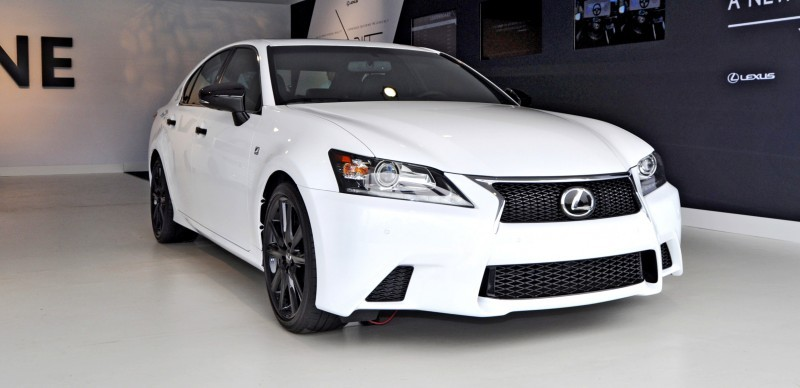 Car-Revs-Daily.com 2015 Lexus GS350 Crafted Line Pebble Beach 11