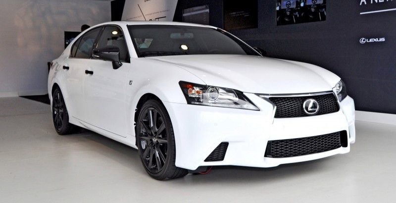 Car-Revs-Daily.com 2015 Lexus GS350 Crafted Line Pebble Beach 12