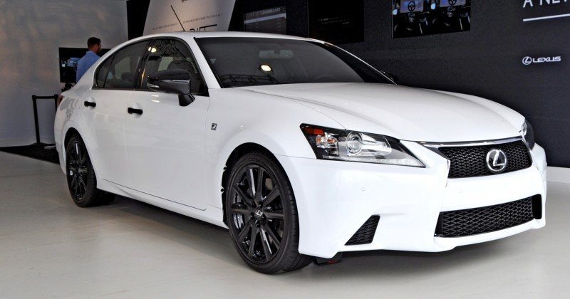 Car-Revs-Daily.com 2015 Lexus GS350 Crafted Line Pebble Beach 13