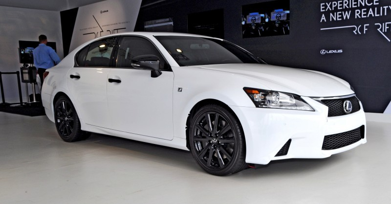 Car-Revs-Daily.com 2015 Lexus GS350 Crafted Line Pebble Beach 15