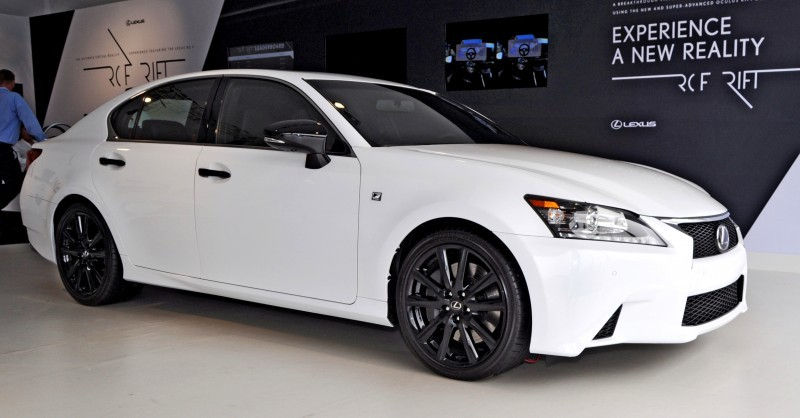 Car-Revs-Daily.com 2015 Lexus GS350 Crafted Line Pebble Beach 16
