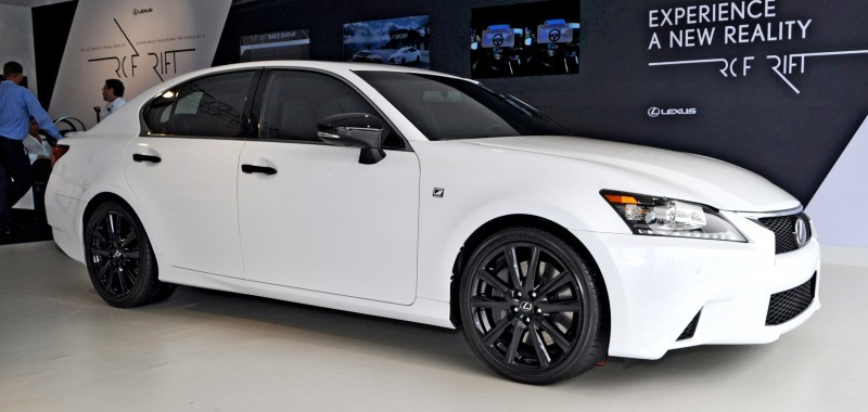 Car-Revs-Daily.com 2015 Lexus GS350 Crafted Line Pebble Beach 17