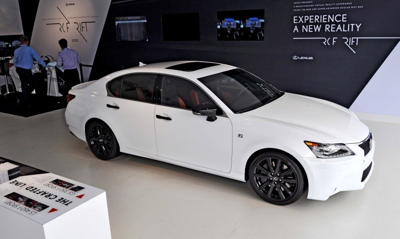 Car-Revs-Daily.com 2015 Lexus GS350 Crafted Line Pebble Beach 18