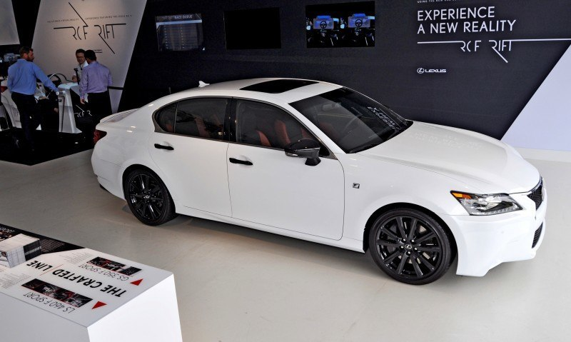 Car-Revs-Daily.com 2015 Lexus GS350 Crafted Line Pebble Beach 19