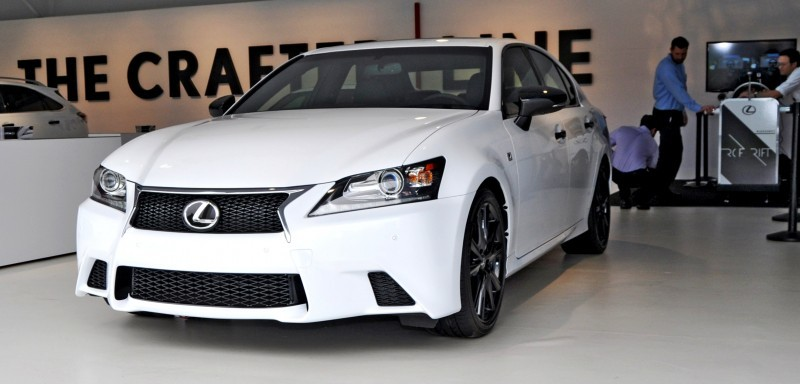 Car-Revs-Daily.com 2015 Lexus GS350 Crafted Line Pebble Beach 2