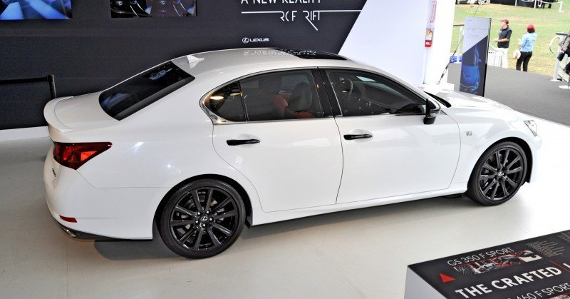 Car-Revs-Daily.com 2015 Lexus GS350 Crafted Line Pebble Beach 23