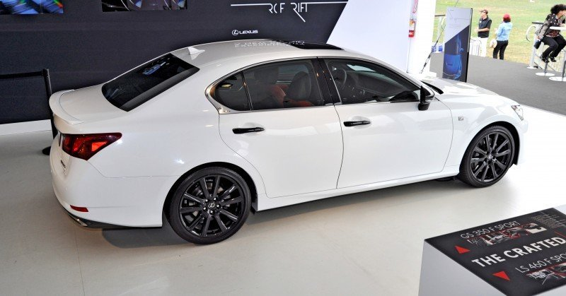 Car-Revs-Daily.com 2015 Lexus GS350 Crafted Line Pebble Beach 24