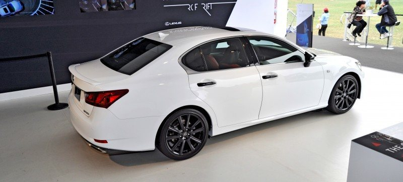 Car-Revs-Daily.com 2015 Lexus GS350 Crafted Line Pebble Beach 26
