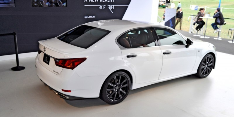 Car-Revs-Daily.com 2015 Lexus GS350 Crafted Line Pebble Beach 28