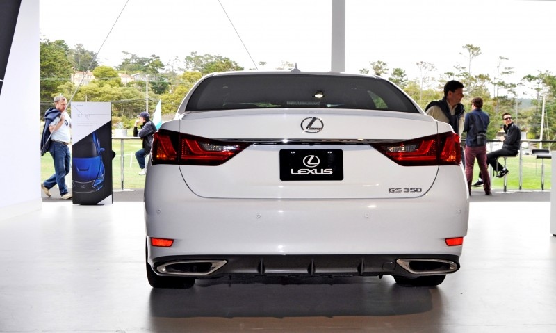 Car-Revs-Daily.com 2015 Lexus GS350 Crafted Line Pebble Beach 29