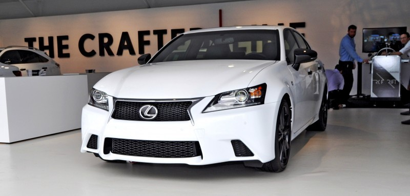 Car-Revs-Daily.com 2015 Lexus GS350 Crafted Line Pebble Beach 3